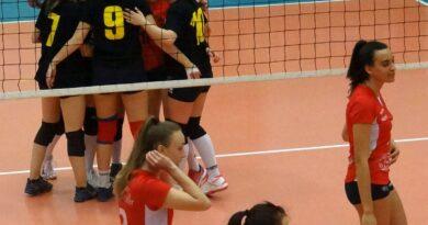 Under 19: le fotografie di Volano Volley – Rotal Konig Lavis Volley